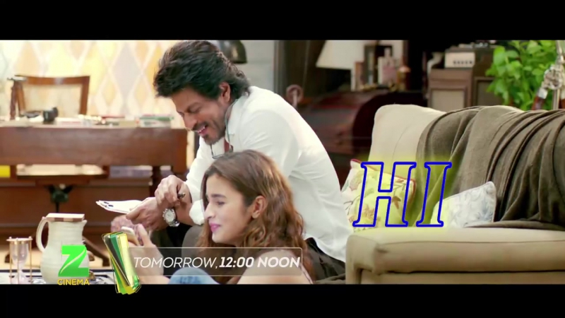 Celebrate the little joys of life with Kaira and Jug. Catch the world television premiere of DearZindagiOnZeeCinema tomorrow at