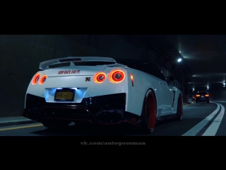 NYC On Fire - Nissan GT-R R35