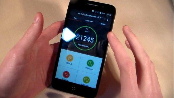#NMK_телефоныAlcatel One Touch POP 3 5015D. Идеальное состояние!на ди