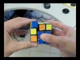 Экспериментатор. Как собрать кубик Рубика делая 2 простых движения!