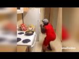 Когда первый раз готовишь