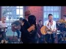 MBAND Нюша - Посмотри на меня - 2016 - Live HD - Full HD 1080p - группа Танцев