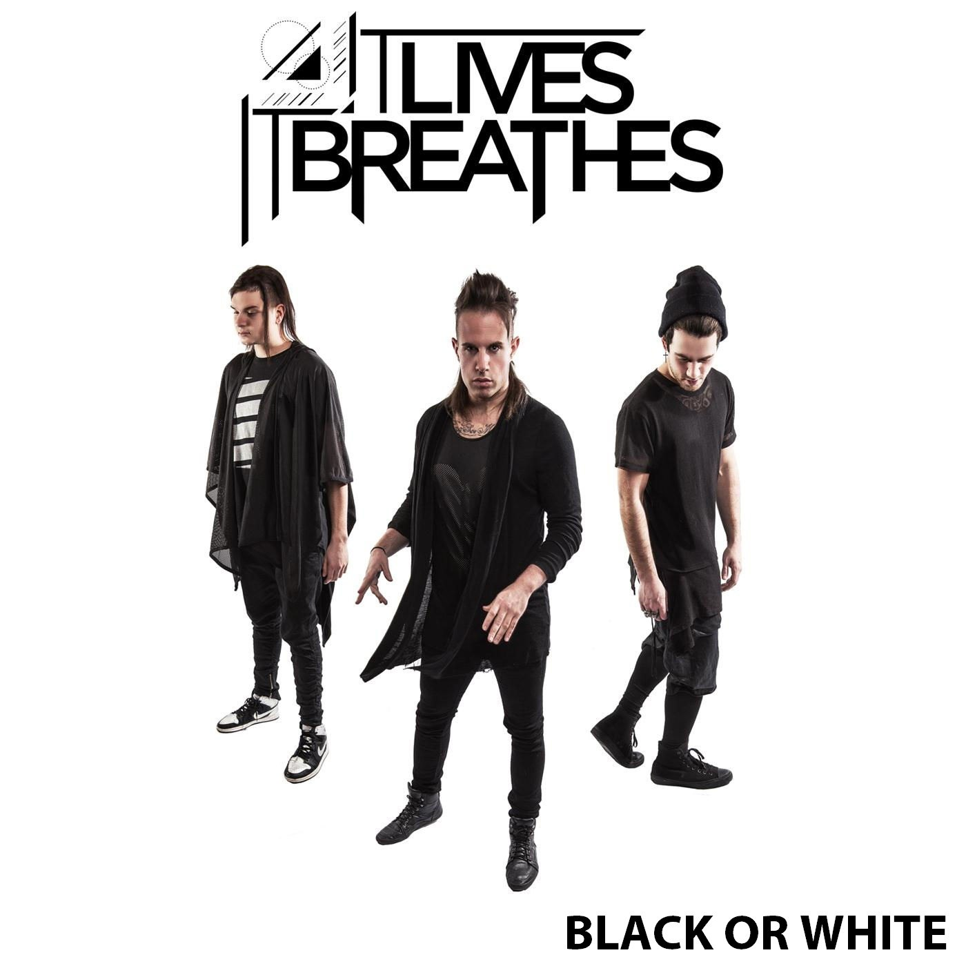 It Lives, It Breathes - Black or White [Michael Jackson Cover] (2017)