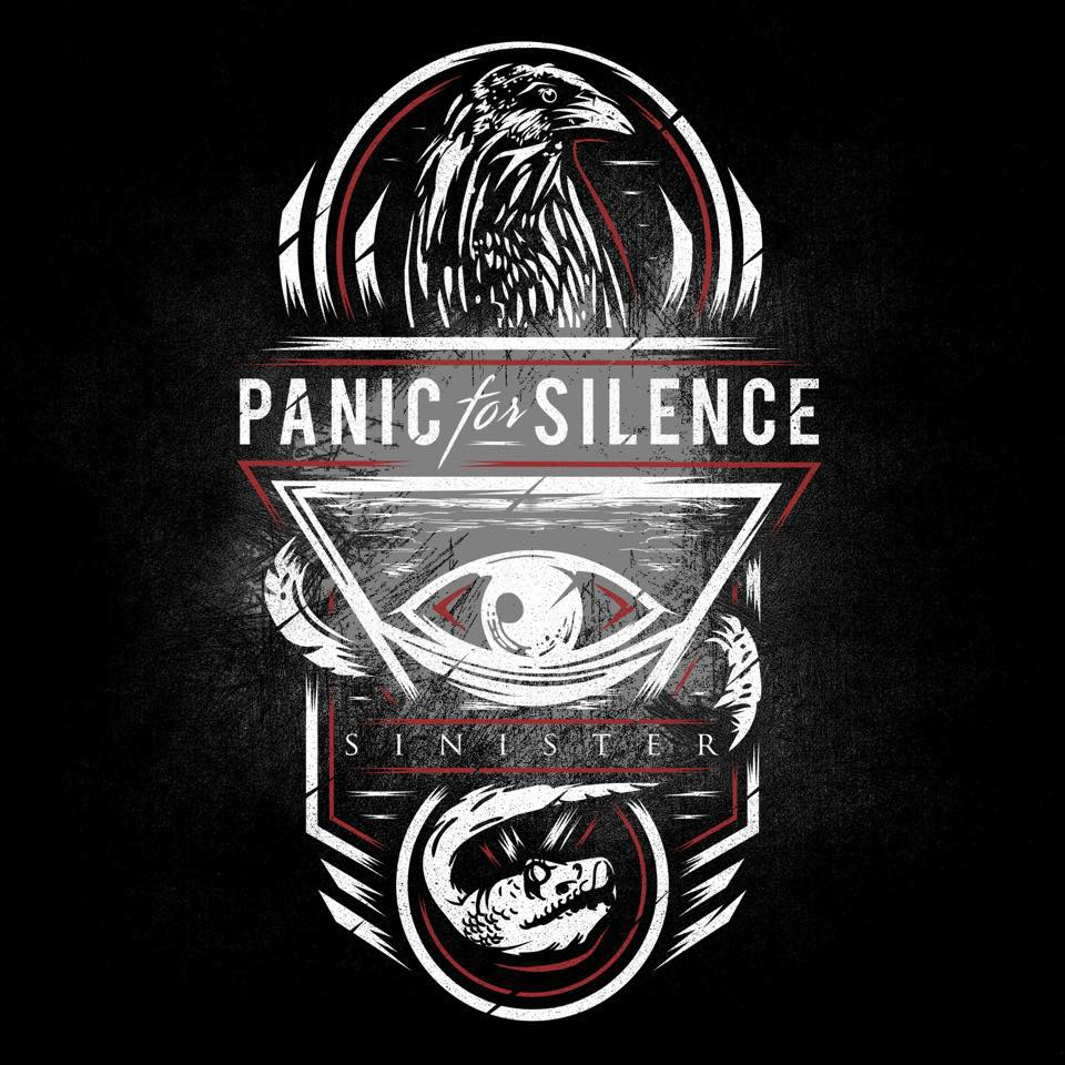 Panic For Silence - Sinister [single] (2017)