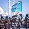 Казахстанский военный сайт