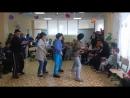 Дети реабилитационного центра после проведения праздника