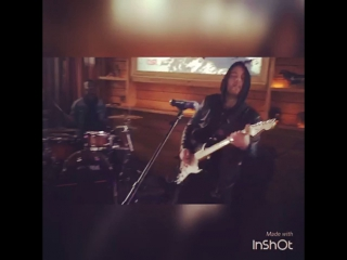 Джем гитара Илья Драгунов и барабан Майкл