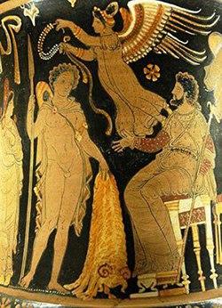 Язон предава златното руно