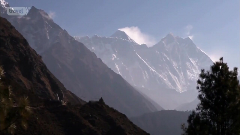 Музейные тайны(4 сезон 07)Медиум Марджери и восхождение на Эверест