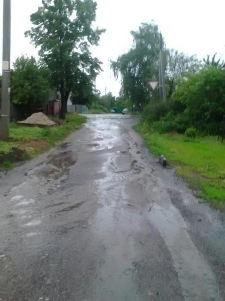 Житель Чистополя пожаловался на неправильный уклон отремонтированной дороги – «Народный контроль»