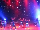 Красочное незабываемое выступление балета Аллы Духовой