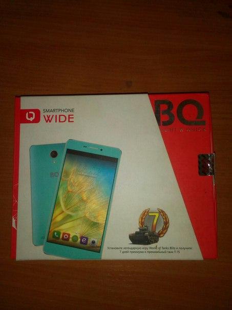 #NMK_телефоныОбменяю телефон BQ WIDE был куплен в декабре 2016 года ,