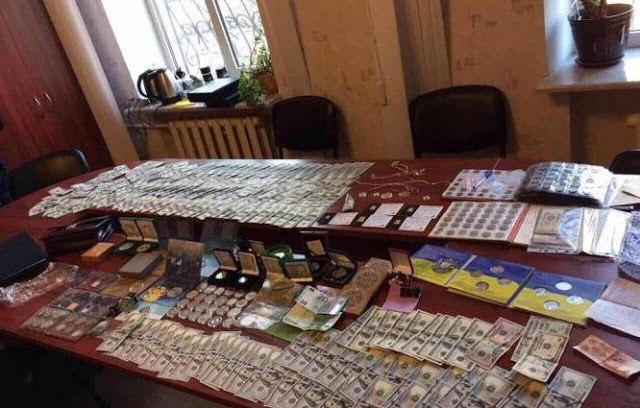 """Две оружейные """"мастерские"""" ликвидированы в столице - Цензор.НЕТ 9717"""