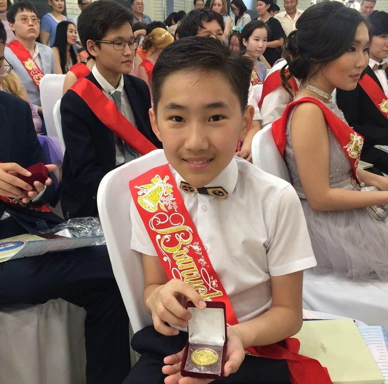 Тринадцатилетний абитуриент впервые подал документы в ТГУ