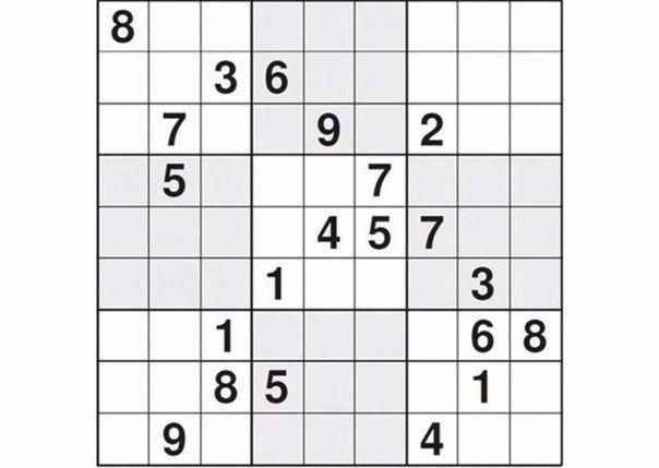 Попробуйте решить самую трудную головоломку в мире  Профессор Хельси
