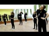Воскресные занятия группы Молодёжка Студия танца XXI ВЕК