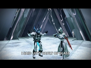 Shut Up and Raid - Destiny Parody (Shut Up and Dance by Walk the Moon)
