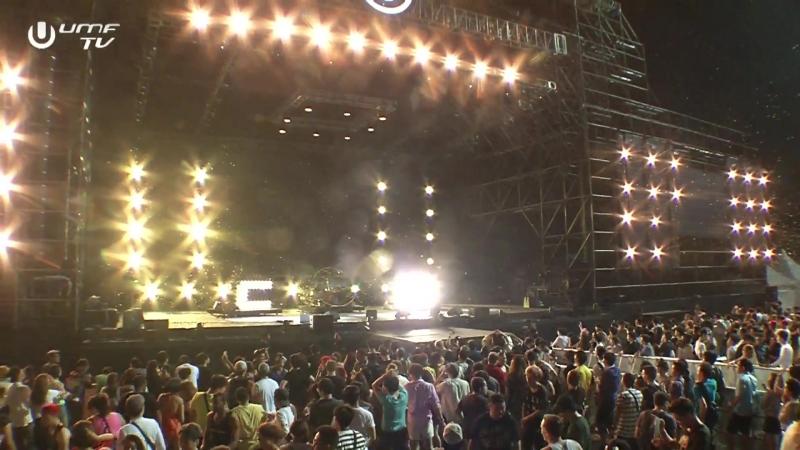 Chase Status @ Ultra Music Festival Korea (10/06/2016) [1080p]