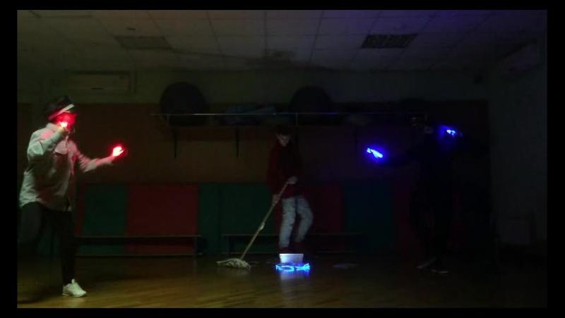 Воришки - Дуэт Сова КЦ Лидер