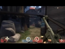 Team Fortress 2 Уроки шпионажа, Скаут! Охотник! Месть поджигателя НИНДЗЯ ХЭВИ 1080p 60fps Топ игра