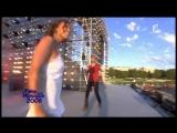 Enrique Iglesias et Nadiya - Tired of Being Sorry. (Fete de la Musique 21 06 2008)