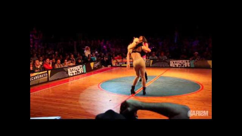 Battle Streetsatr 2011 - Final Voguin - Lasseindra Ninja Vs Anna (Winner) - Karism