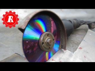 простые штуки - Вечный диск на болгарку. ЭКСПЕРИМЕНТАТОР