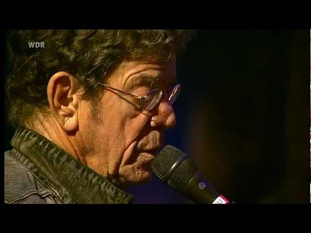 Lou Reed Metallica - Junior Dad Live 2011