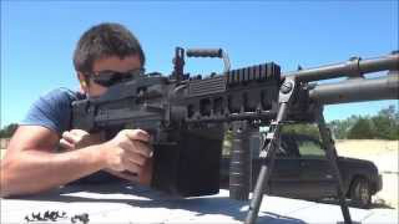 M60E6 - Full auto beltfed 308 - converted by Desert Ordnance (Ep5)
