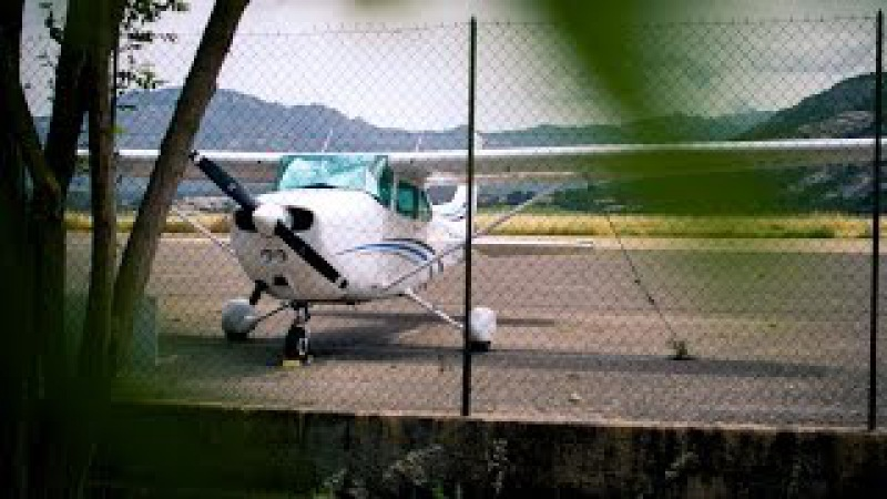 One day of Cessna's 172 life