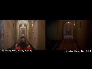 Отсылки в Американской истории ужасов