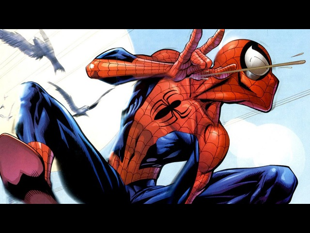 ULTIMATE SPIDER MAN [simple plan - this song saved my life] (music video)