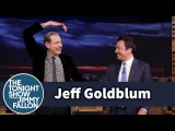 Jeff Goldblum Teaches Jimmy His Workout Routine