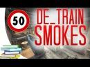 CS:GO - De_Train ALL SMOKES (50 smokes videobook)