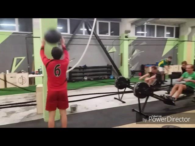 Lviv.garage.gym. Тренування Lviv Lions