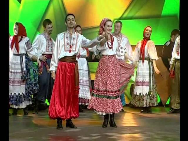 Ансамбль казачьей песни Криница - Параня