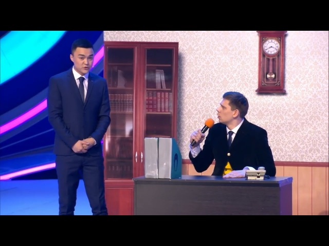КВН Сборная Забайкальского края - 2017 Высшая лига Вторая 1/8 Приветствие