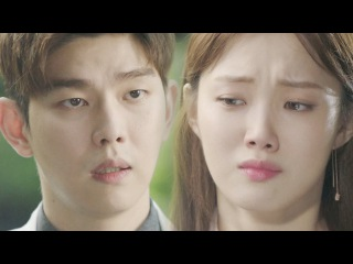 Lee Sung Kyung slapping Yoon Kyun Sang!, a tense confrontation《The Doctors》 닥터스 EP09