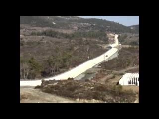 Турция возводит забор на границе с Сирией