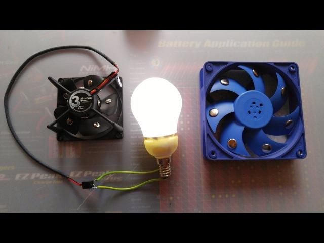 Free Energy Generator - magnet motor used as Free Energy Light Bulb