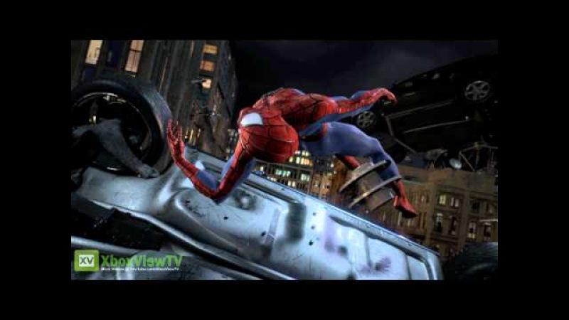 MARVEL AVENGERS: Battle for Earth - E3 2012 Cinematic Debut Trailer | HD