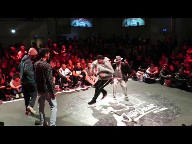 Dimension Jeremy vs Zyko Djylo/Juste Debout AMSTERDAM 2017