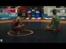 Freestyle wrestling. Paris International Tournament 2017. Final 70 kg Pami (USA) – Gulyas (HUN)