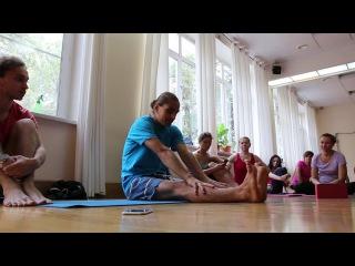 Petri Raisаnen. Ashtanga Yoga Workshop. Аштанга Йога.