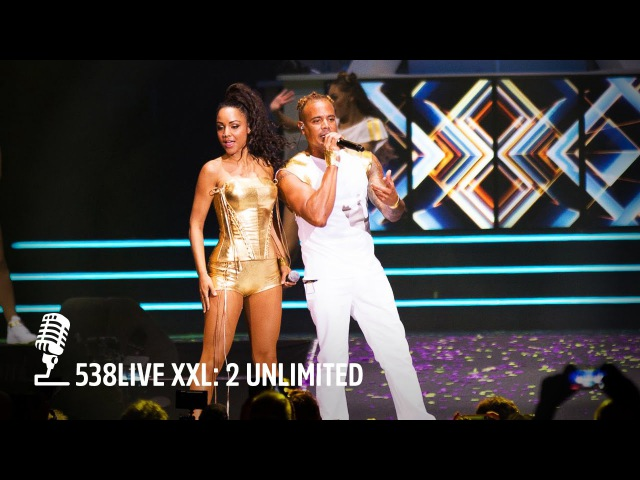 2 Unlimited   538Live XXL 2016