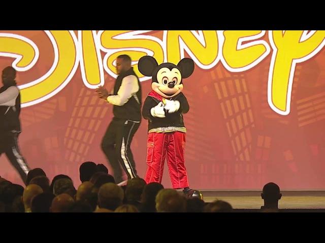Mickey's Streetbeat