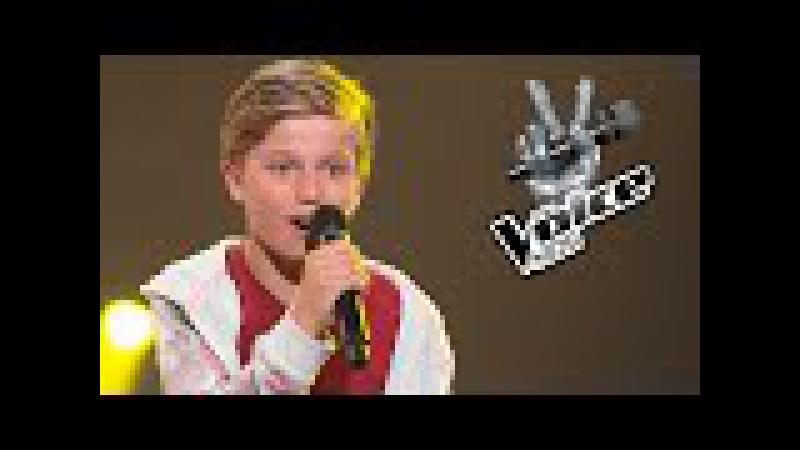 Alexander - Sexy Als Ik Dans | The Voice Kids 2016 | The Blind Auditions