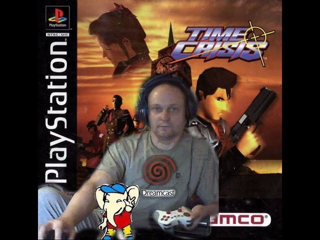 Sony Playstation Time Crisis Кризис Времени Вячеслав