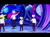 КВН Хара Морин - Курс рубля (Музыкальный фристайл) из сериала КВН смотреть беспла...