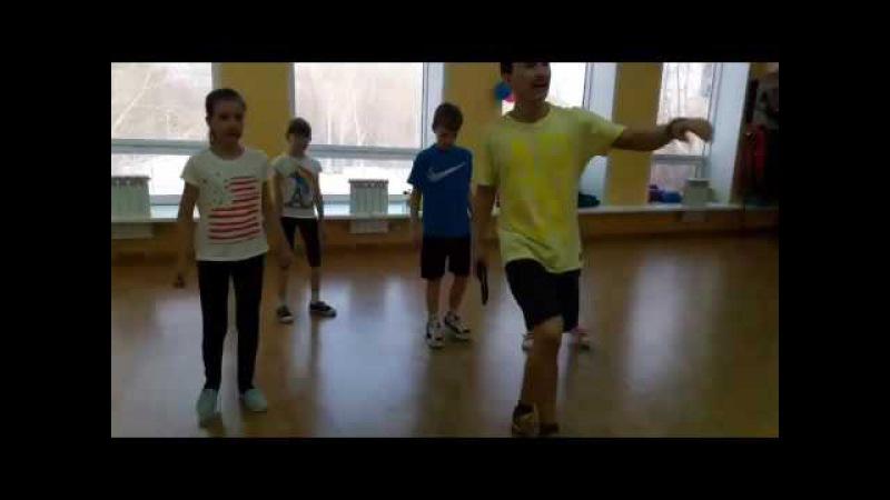 Уличные танцы дети преподаватель Булат Мушарапов
